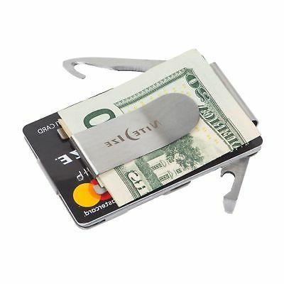 Nite Tool Money Clip Pocket Tools,