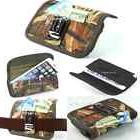 Fitted Case Holster w/Pocket To Hold Money Card Sturdy Pouch