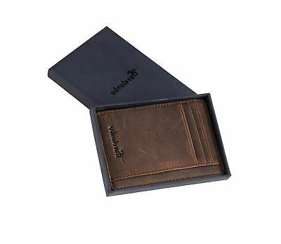 Travelambo Front Pocket Minimalist Slim