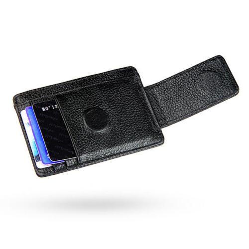 Front Pocket Clip ID Credit Holder