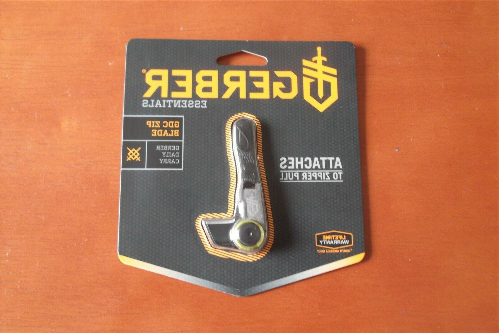 Gerber GDC Zip Blade Keychain Folder