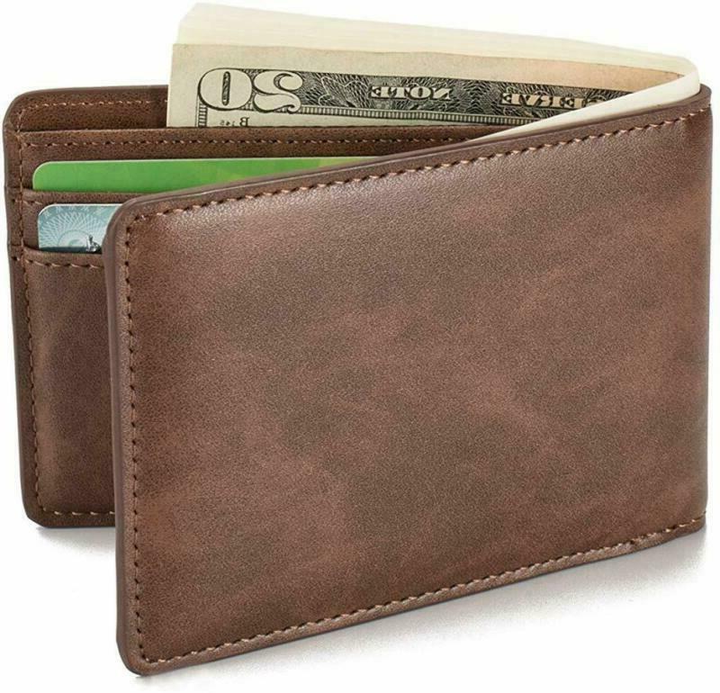HISSIMO Pocket Wallet Card RFID Blocking