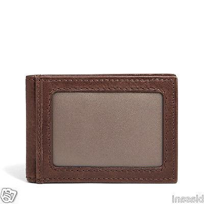Fossil Ingram Bifold Leather Wallet