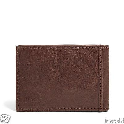 Fossil Ingram Money Bifold