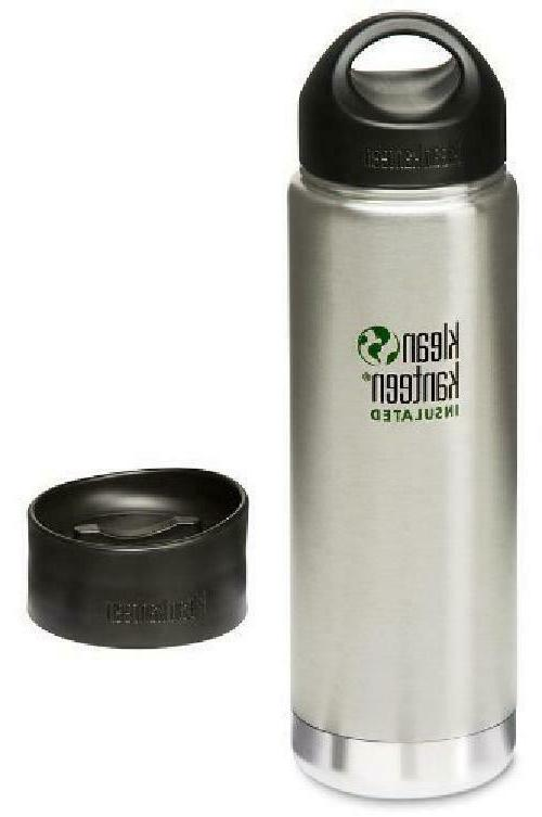 klean kanteen wide mouth insulated bottle