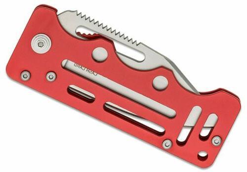 SOG Knife Cash Frame Steel Clip EZ4-CP Pocket