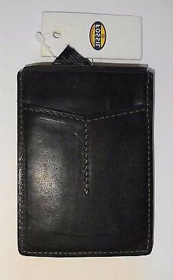 Fossil Card Case Clip Faded - New in Box