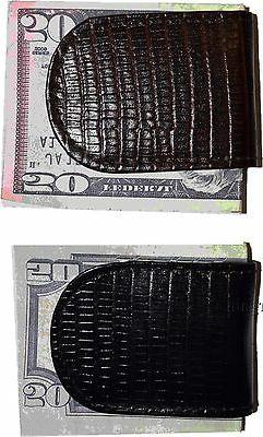 Leather money clip, skin Unbranded clip