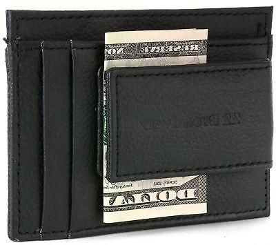 Leather Money Card ID Strong Rare Earth Magnet