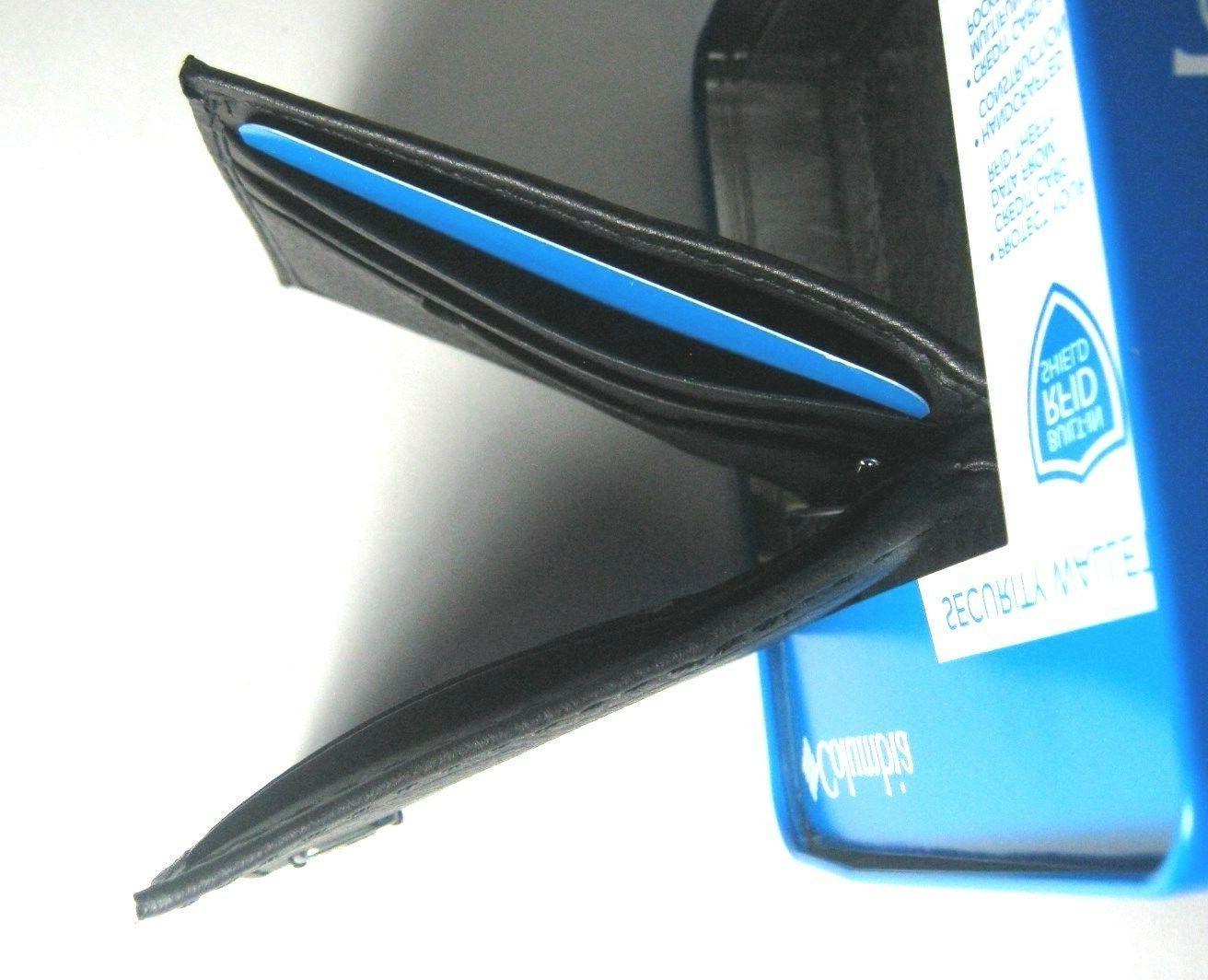 COLUMBIA Wallet RFID w/Money In
