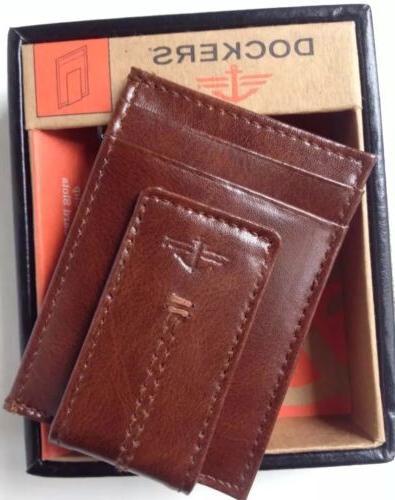 DOCKERS Slim Case Pocket NEW