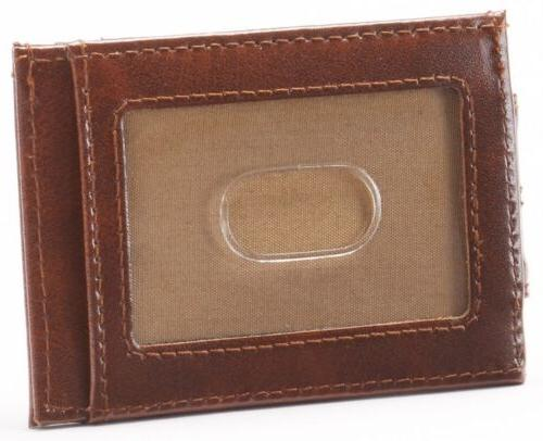 DOCKERS Magnetic Money Card Case NEW