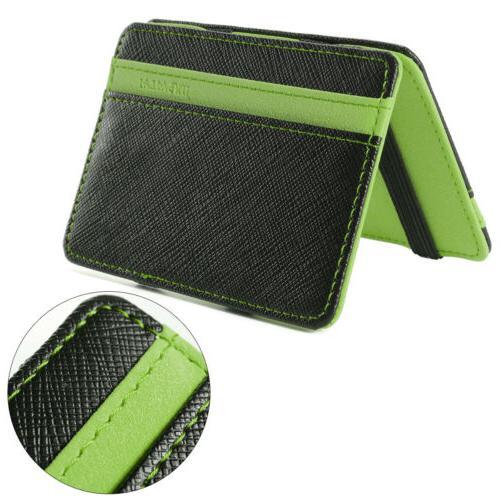 Clip Holder leather Cash Clip