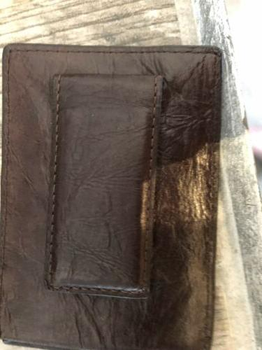 Fossil Magnetic Card Case,