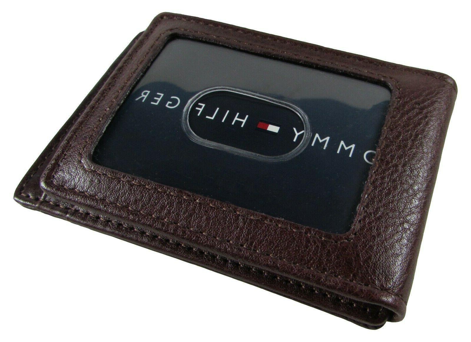 magnetic front pocket wallet