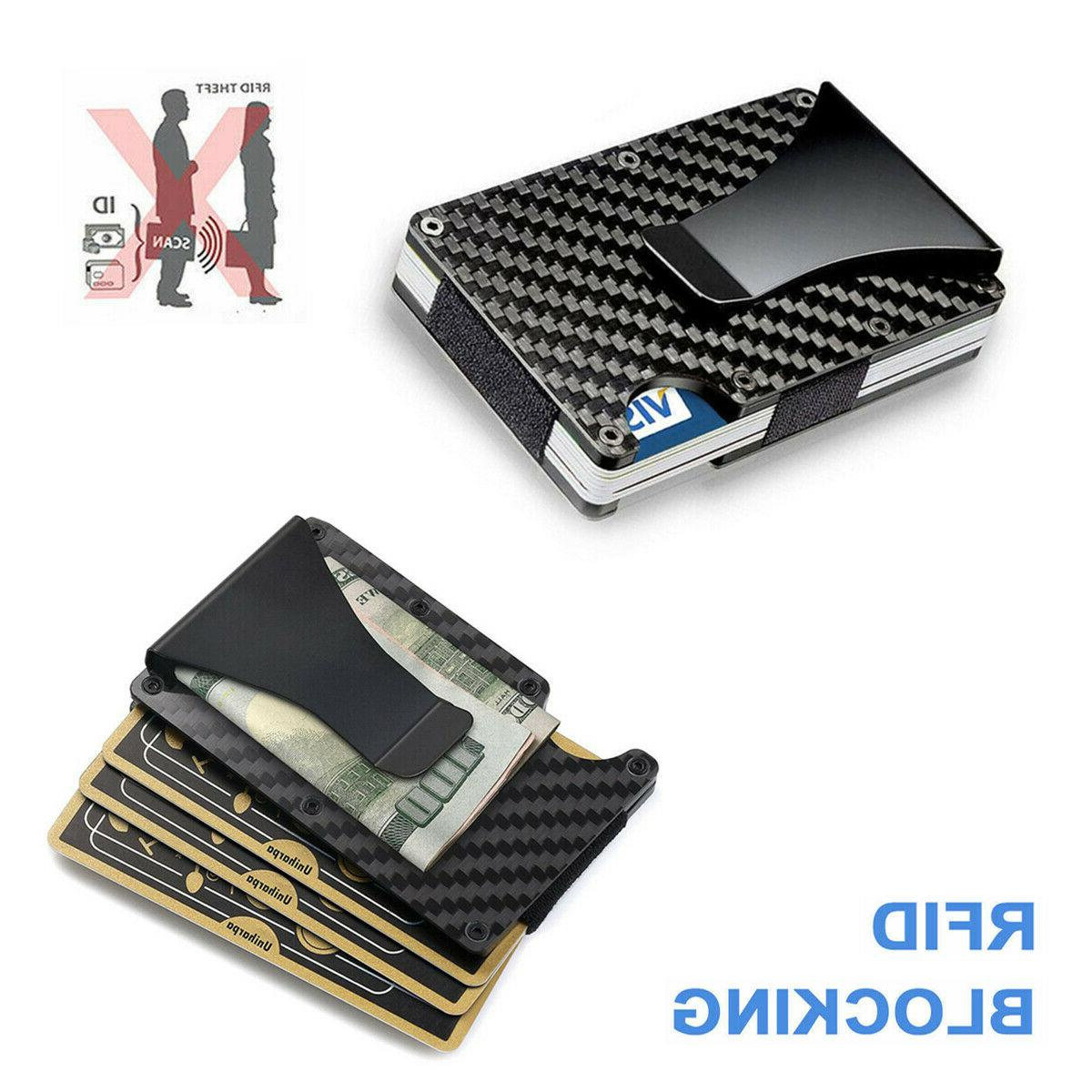 men credit card holder wallet gifts rfid