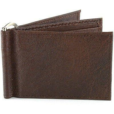 Alpine Money Spring Leather Front
