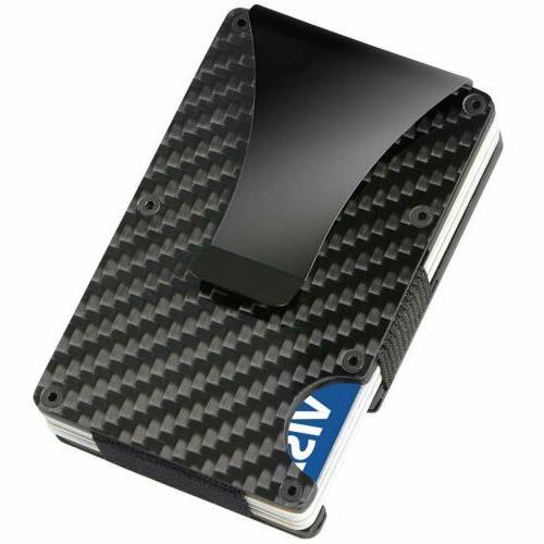Men Pocket Card Holder With Card Wallet