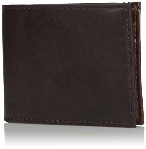 Dockers Pocket Wallet,Brown