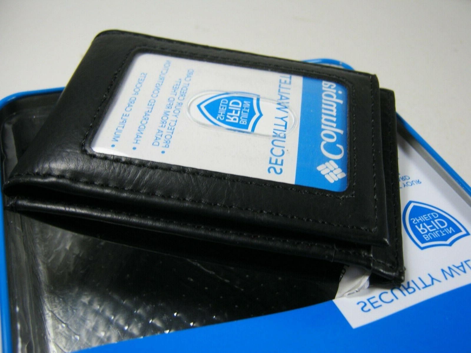 Columbia Pocket Wallet RFID 31CO160021
