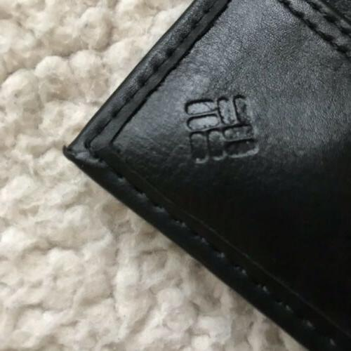 Columbia Leather Extra Wallet