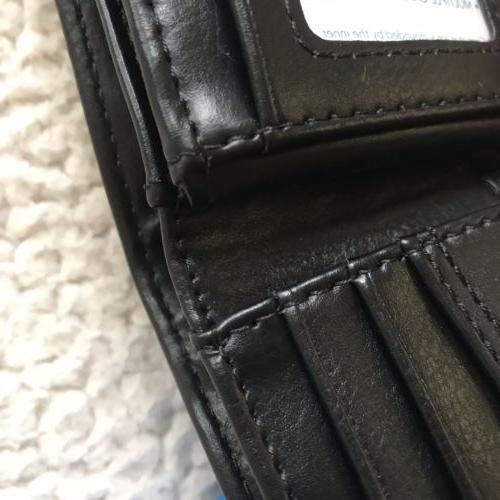 Columbia Capacity Slimfold Wallet - Black