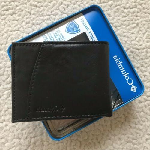 Columbia Men's Extra Capacity Wallet