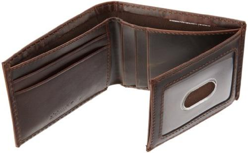 Columbia Leather Traveler Bifold
