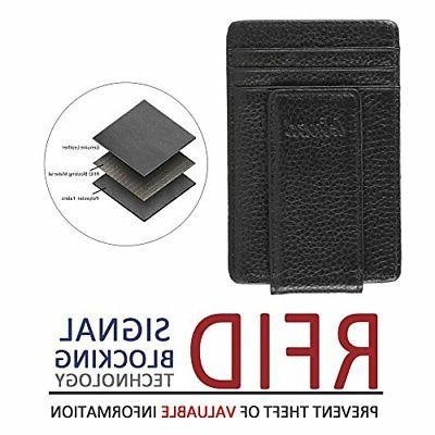 Kinzd RFID Credit Blk