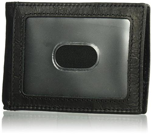 Fossil Men's Bifold Wallet, Size