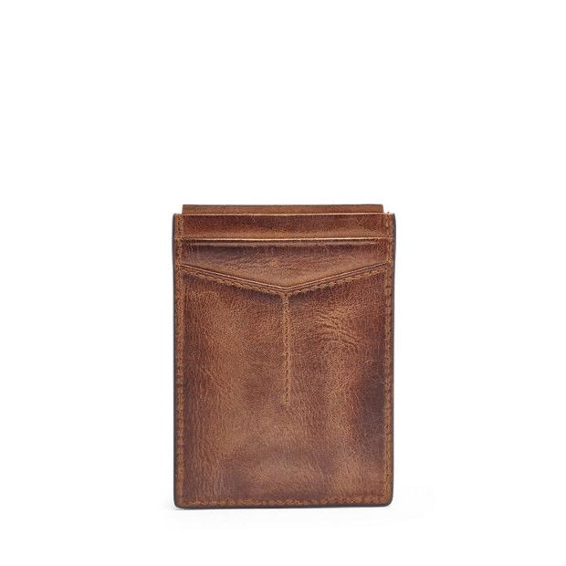 Fossil Card Case rown