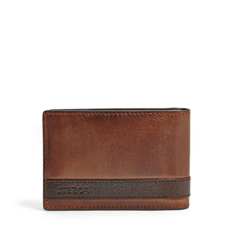 quinn money clip bifold ml3650