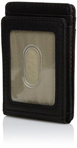 Dockers Slim Magnetic Front Wallet