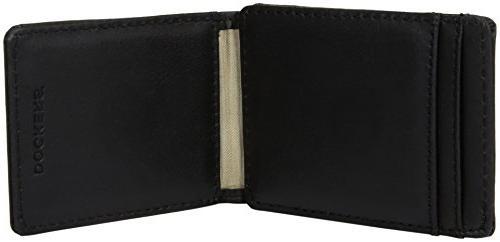 Dockers Men's RFID Blocking Slim Front Wallet