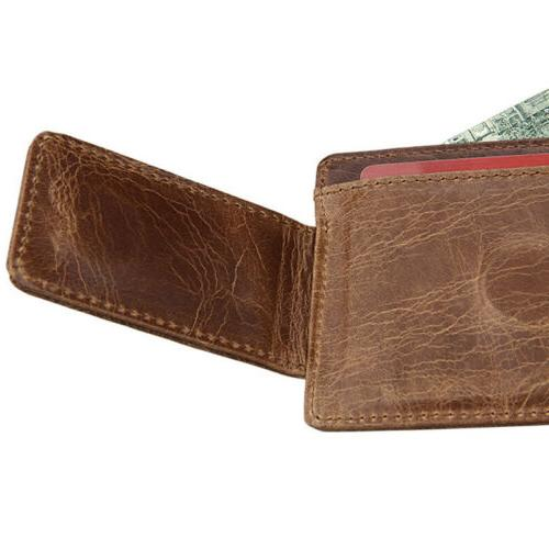 Magnetic Money Slim Wallet