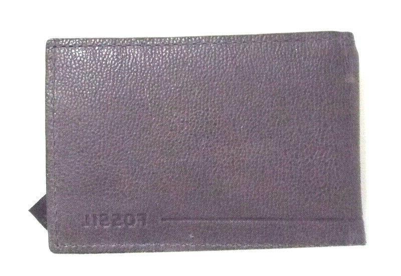 mens aleck front pocket bifold rfid leather
