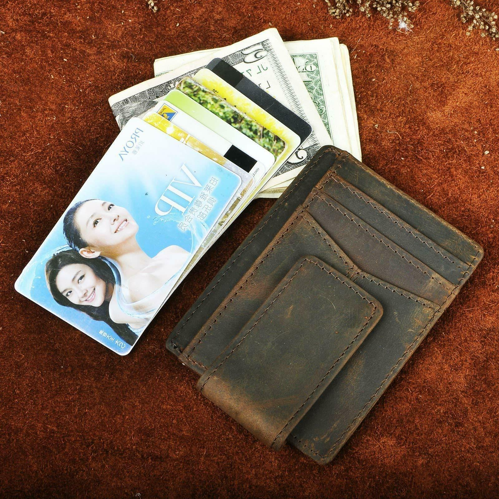 Slim Card Money Clip