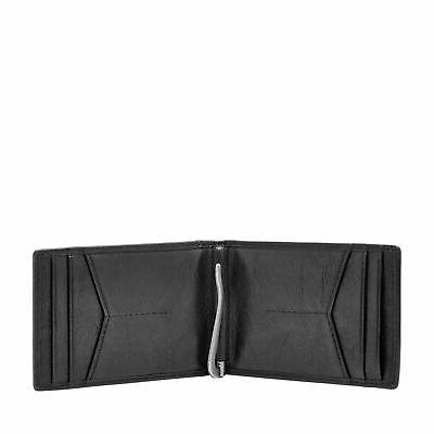 Fossil Men's RFID Money Leather