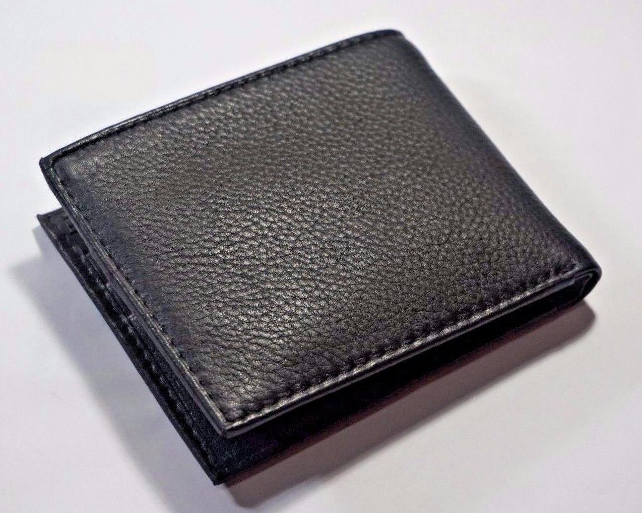 Mens Leather Money Holder
