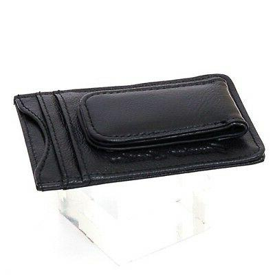 Mens Slim Pocket Magnetic Holder