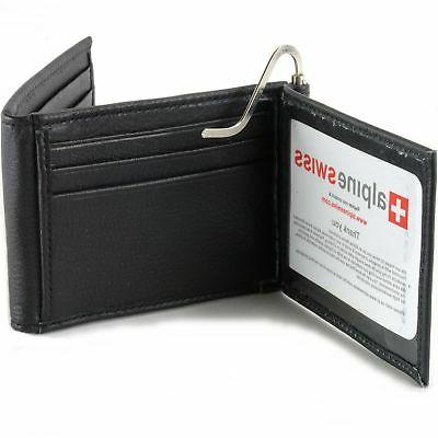 Mens Leather Trifold Bifold 11 Slots 2
