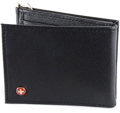 Mens Wallet Money Trifold Slots
