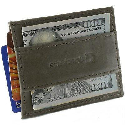 Alpine Front Pocket Wallet Case Clip