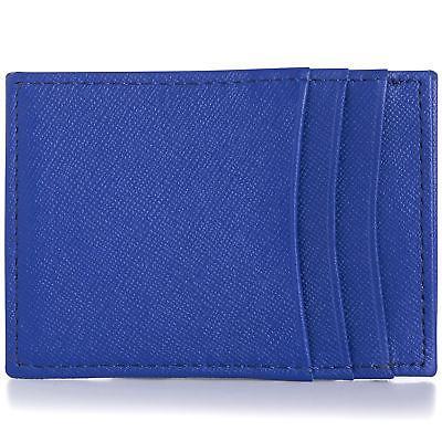 Alpine Swiss Money Clip Wallet Genuine Leather Case