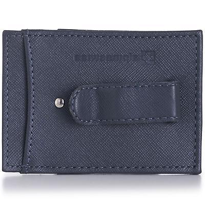Alpine Swiss Wallet Genuine Leather Case