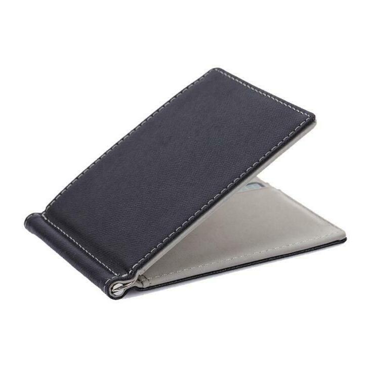 Minimalist Wallet with Money Men Credit Card Cash Holder