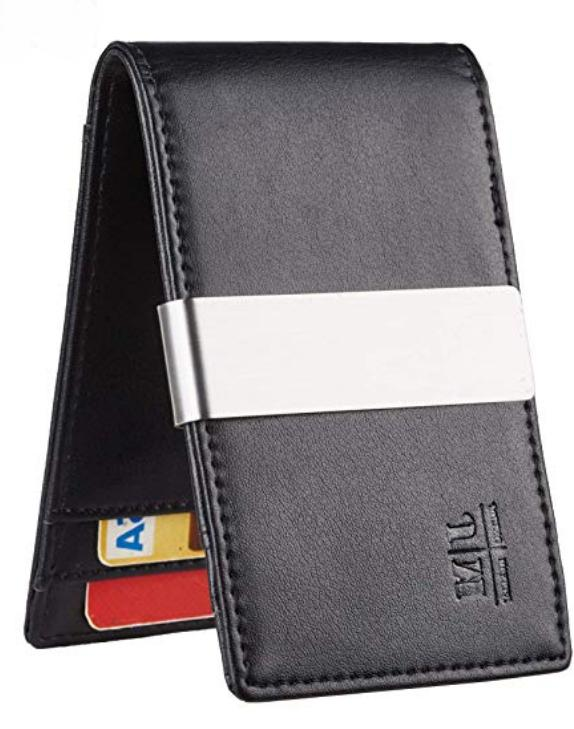 Money Clip Card Holder 11 color