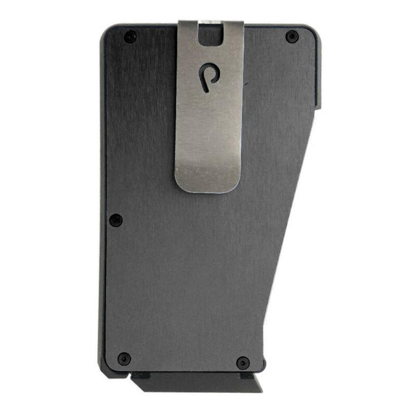 Minimalist Wallet Slim Credit Card Holder Clip Wallets for