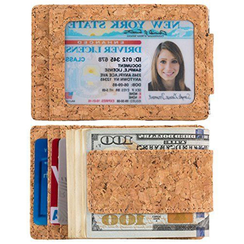 money clip credit card holder