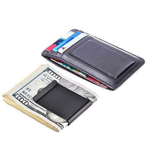 Money Clip, Wallet, Leather